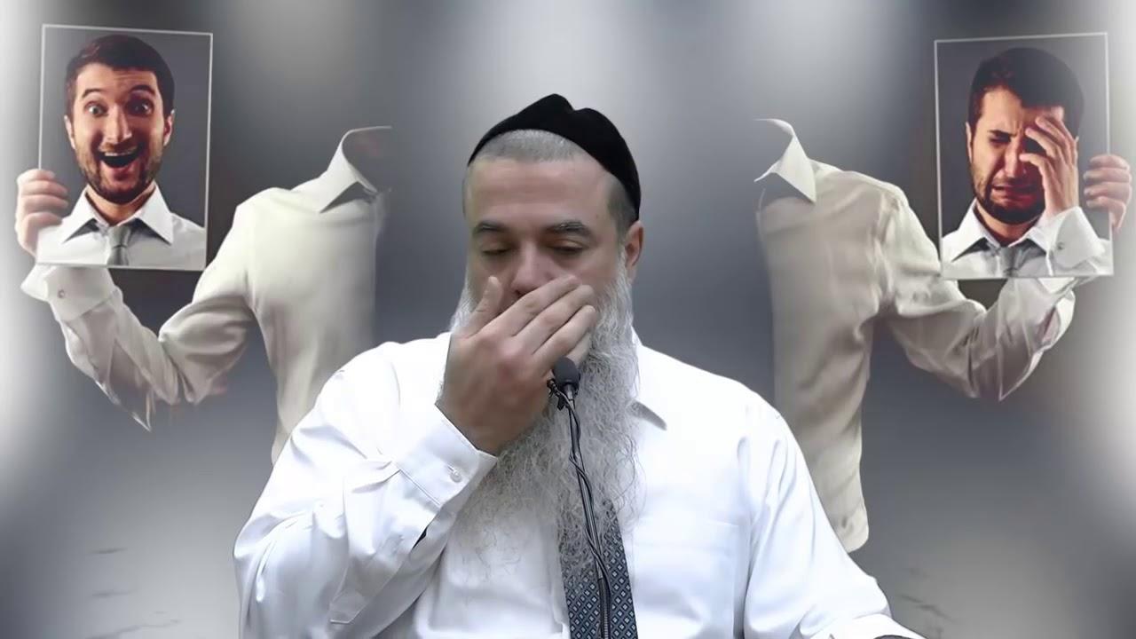 איך לצאת מהדיכאון והחרדות HD הרב יגאל כהן מחזק ומרתק ביותר חובה לצפות!