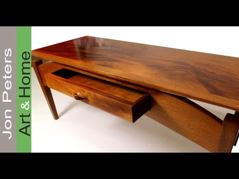 A simple way to refinish wood furniture with Waterlox