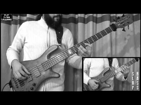 What you Know - Two Door Cinema Club [BASS Cover/Lesson with TAB/Score]