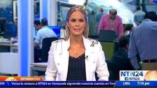 El Informativo | 25/09/2018 | 7 pm (COL)