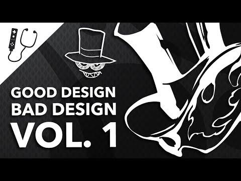 Good Design, Bad Design - The Best & Worst of Graphic Design in Games ~ Design Doc
