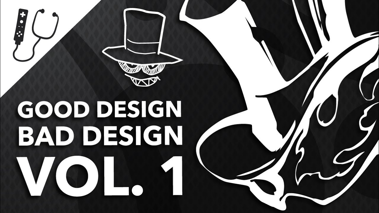 Good Design, Bad Design   The Best U0026 Worst Of Graphic Design In Games ~  Design Doc