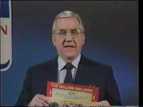 American Family Publishers - AFP - Clearing House Commercial - Ed McMahon  (1984)