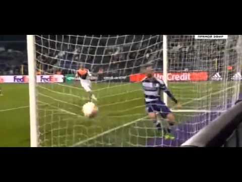 Eduardo Alves da Silva Goal   Anderlecht 0 1 Shakhtar Donetsk 17 3 2016