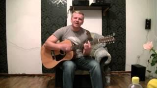 Артур Руденко Падал белый снег (Akustik Гитара/Аккорды )cover by Raitis Sola