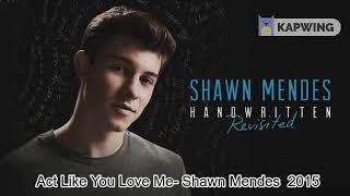 Shawn Mendes Music Evolution (2014-2019)