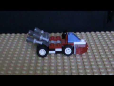 Lego mario kart wii instructions youtube - Mario kart wii voiture ...