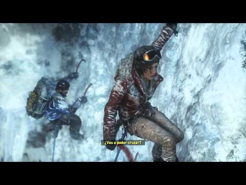 Walkthrough Guía · RISE of the TOMB RAIDER #1: Cima de la Montaña