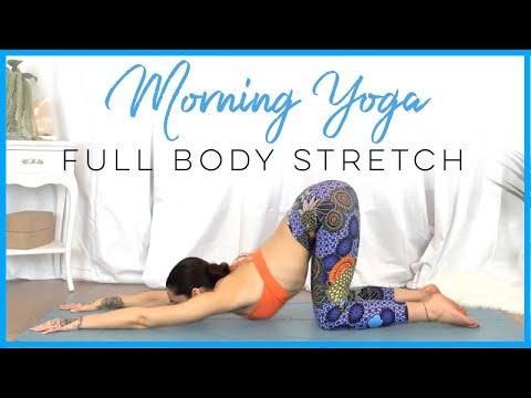 10 Minute Morning Yoga Full Body Stretch