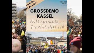 20.03.21 Grossdemo Kassel/ Germany - Die Welt steht auf- Das ganze Video
