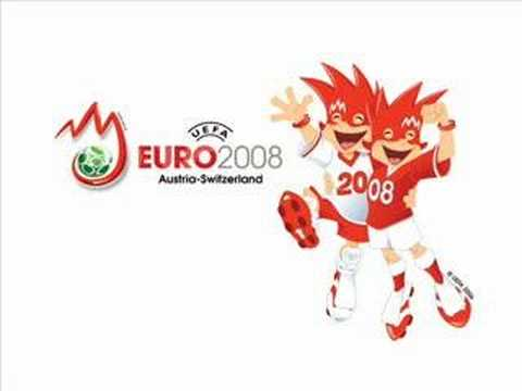 Like a Superstar Shaggy EURO 2008
