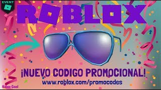 Get these Glasses for FREE! New Code ? Social Shades - ROBLOX PROMOCODES 2019
