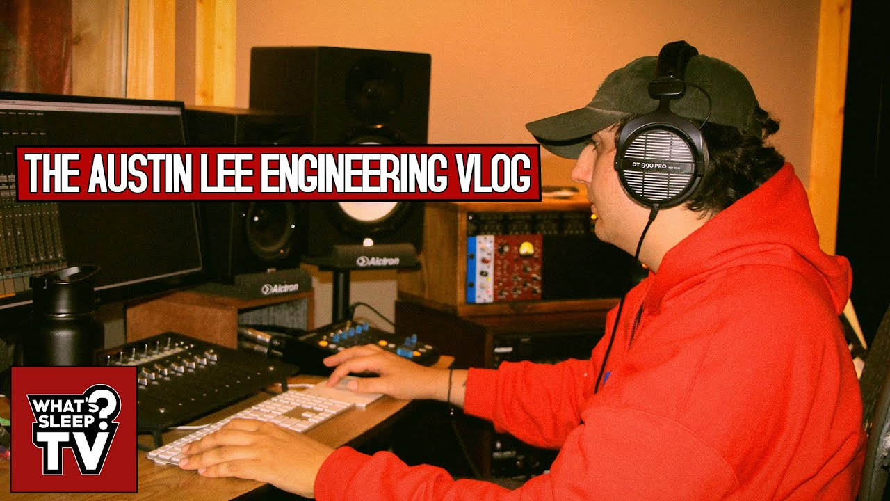 Austin Lee Says If You Have The Ear For It Audio Engineering Is Easy & Compares It To Photography