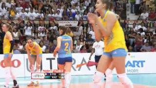 U23: Philippines vs. Kazakhstan Set 1