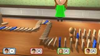 Wii Party U - Domino Tally