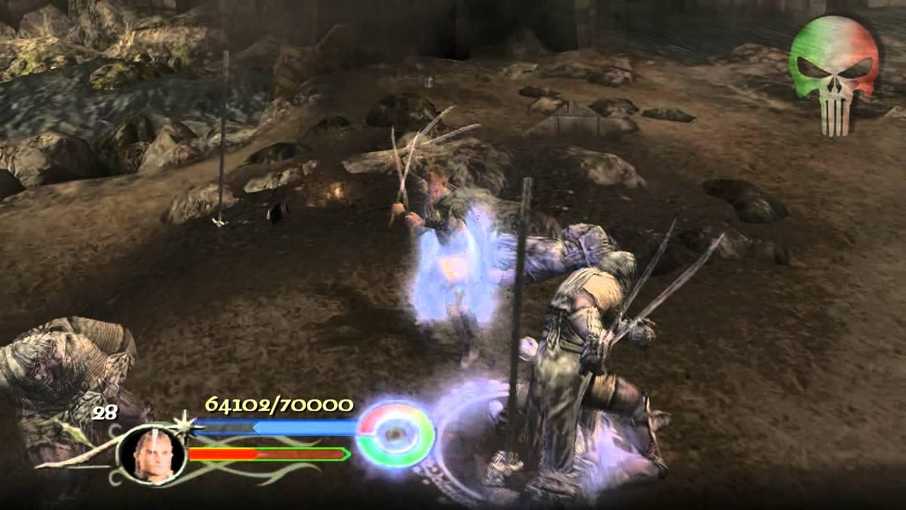 Il signore degli anelli il ritorno del re pc gameplay 7 for Il signore degli anelli il ritorno del re streaming