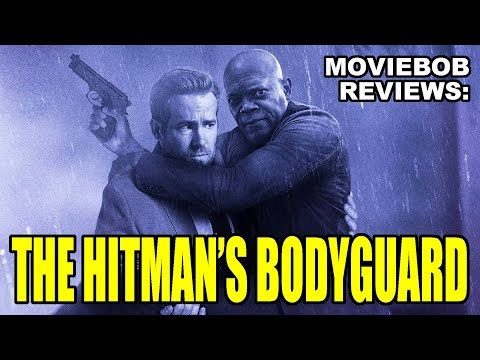 MovieBob Reviews: THE HITMAN'S BODYGUARD