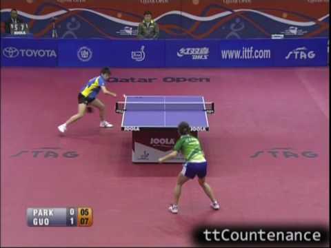 Qatar Open: Guo Yue-Park Mi Young