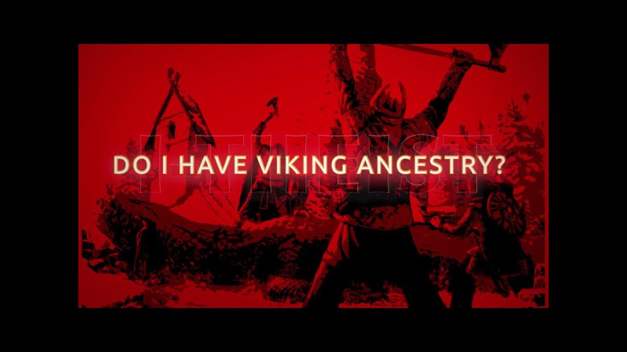 Do I have viking ancestry? (DNA Analysis)