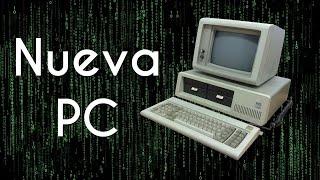 Minecraft - Los jue... ah, mi nueva PC