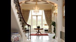 видео Деревянные шторы на дверной проем (занавески)