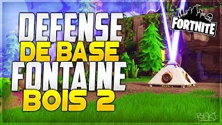Fortnite: I'm doing my 2nd Base Defense on Fontainebois in Saving the World - Defense #2!