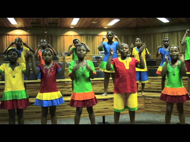 Mzansi Children's Choir - Iphi Intombi