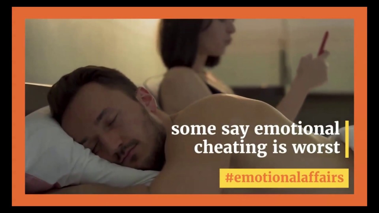 EMOTIONAL CHEATING VS PHYSICAL CHEATING WHICH IS WORST