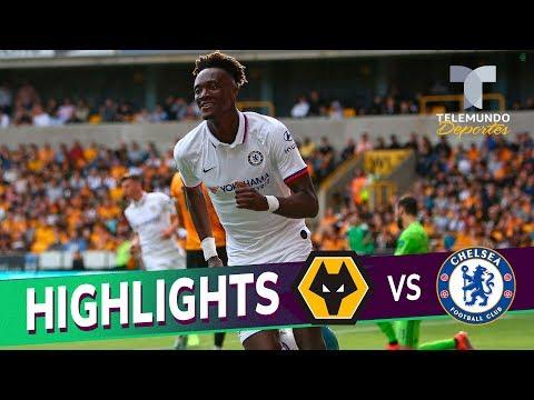 Wolverhampton vs. Chelsea: 2-5 Goals & Highlights | Premier League | Telemundo Deportes