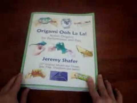 just got origami ooh la la youtube