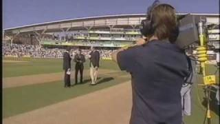 Channel 4 Cricket: Ashes 2005, Fifth Test, Day 1 Build-up
