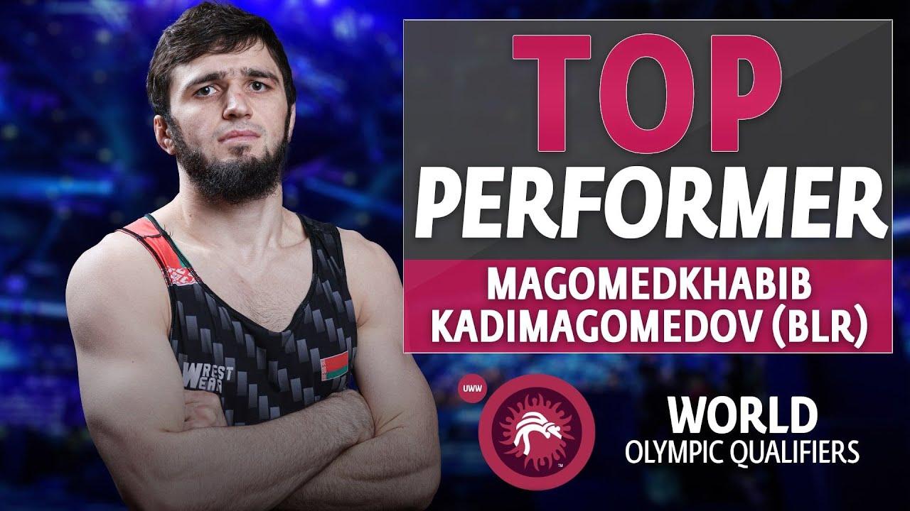 #WrestleSofia FS Top Performer: Magomedkhabib KADIMAGOMEDOV 🇧🇾
