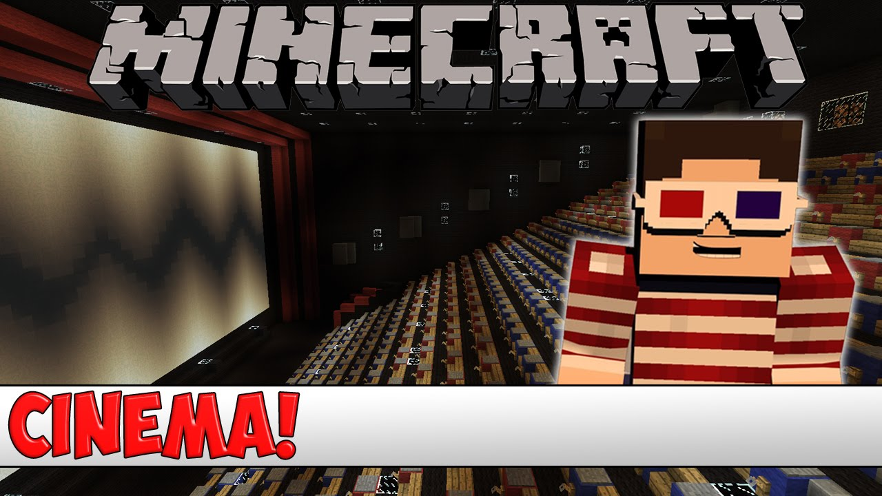 Minecraft Plugin Tutorial - Cinema