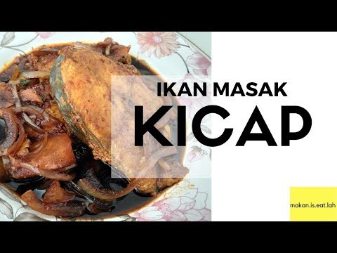 Simple & Easy Resepi Ikan Masak Kicap | Malaysian style  Fish in Soy sauce