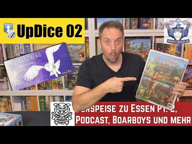 UpDice 02 - Vorspeise zu Essen Pt.2, Boarboys, Podcast, 999
