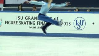 4 Jason BROWN (USA) - ISU Grand Prix Final 2012 Junior Men Free Skating