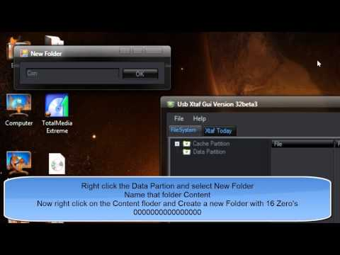 How To Run A Xbox 360 Game From A External Hard Drive/Usb On A J-tagged Xbox 360 [HD]