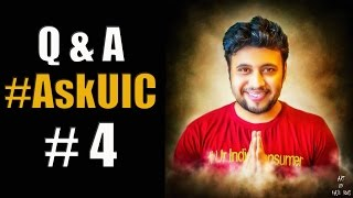 #AskUIC [ Q & A ] #4 YouTube and Income Tax !