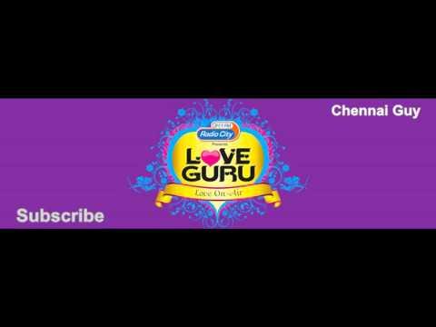 Radio City 91.1 Tamil - Love Guru Tamil | Dhanush's Love Story