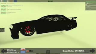 Im back Youtube [ Roblox Drive TM Gameplay]