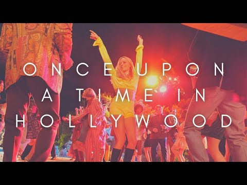 The Beauty Of Once Upon a Time in Hollywood