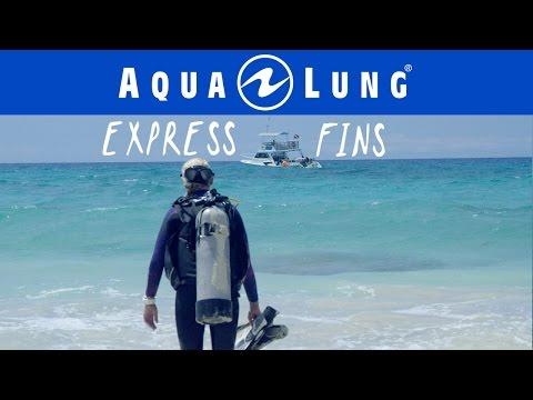 Express Scuba Diving Fins