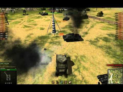 Баг в world of tanks 2010.08.25 в 17:20