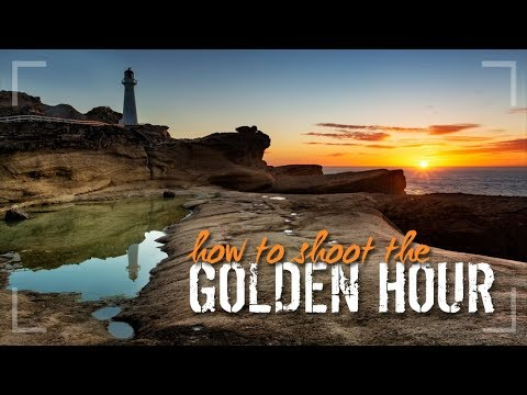 Landscape Photography Tips | How to shoot the Golden Hour with NiSi filters