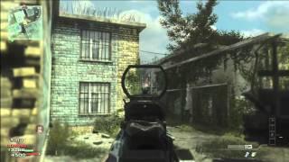 Call of Duty Modern Warfare 3 Multiplayer Gameplay #369 Fallen
