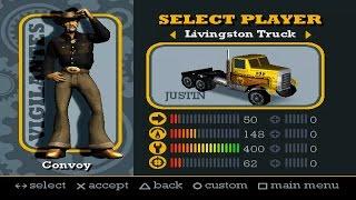 Vigilante 8 2nd Offense | Livingston Truck Quest