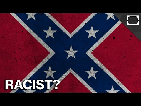 How Racist Is The Confederate Flag?