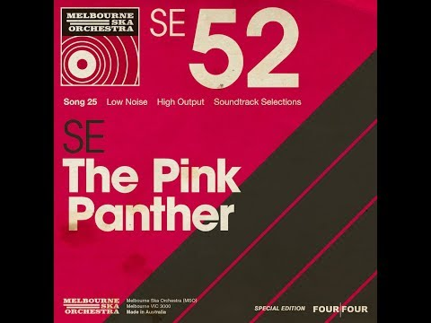 Melbourne Ska Orchestra - Pink Panther Theme