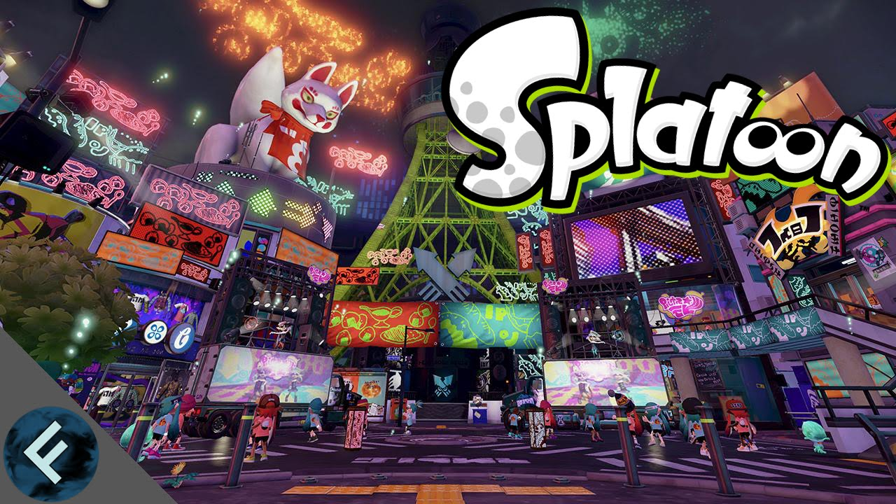 how to play splatfest in splatoon 2