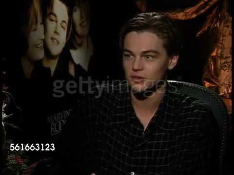Leonardo DiCaprio about Marvin's Room interview 1996